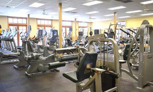 Southridge Rec Center - Fitness Area