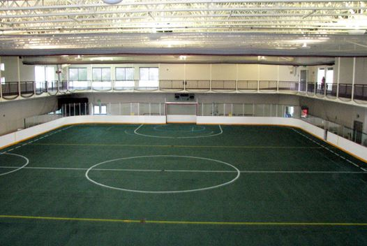 Indoor Turf Area - Westridge Rec Center