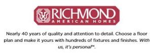 Richmond Homes - Sterling Ranch