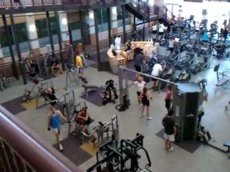 Workout Area - Westridge Rec Center
