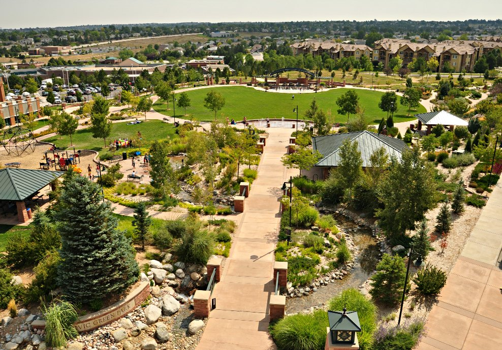Civic Green Park - Highlands Ranch, CO