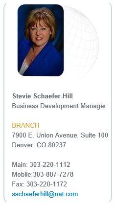 Stevie Schaefer - Norht American Title Company