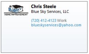 Blue Sky Services, LLC - Highlands Ranch, CO
