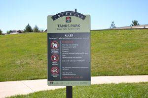 Tanks Park - Highlands Ranch, CO