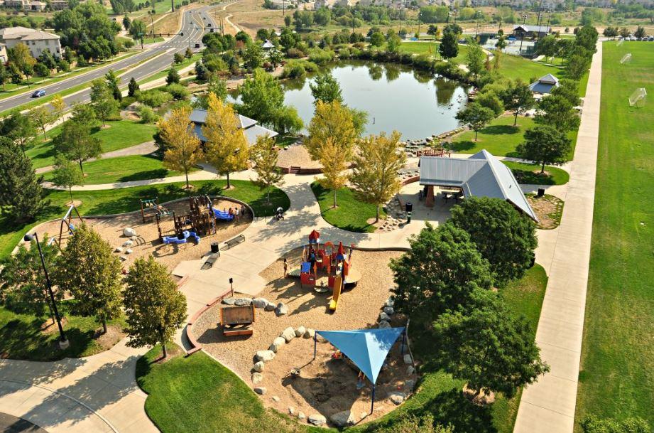 Redstone Dog Park Highlands Ranch
