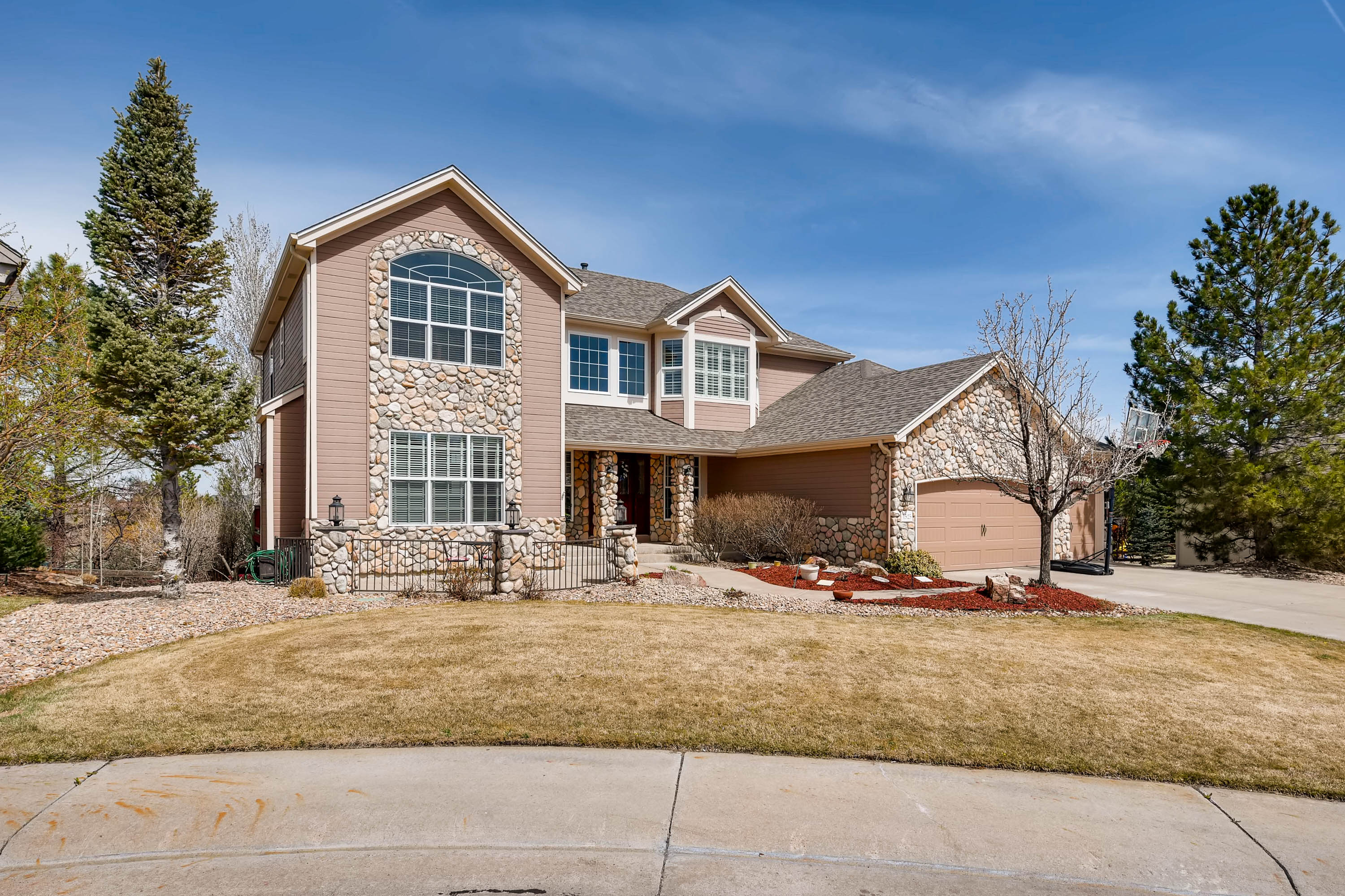 Weatherstone Semi-custom Home in Highlands Ranch, CO