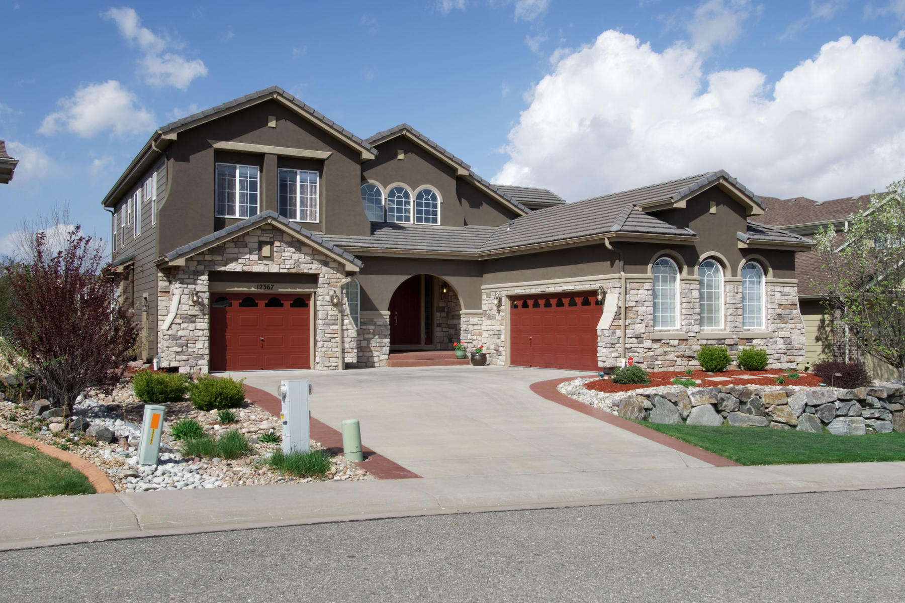 Semi-Custom Home in Castle Pines