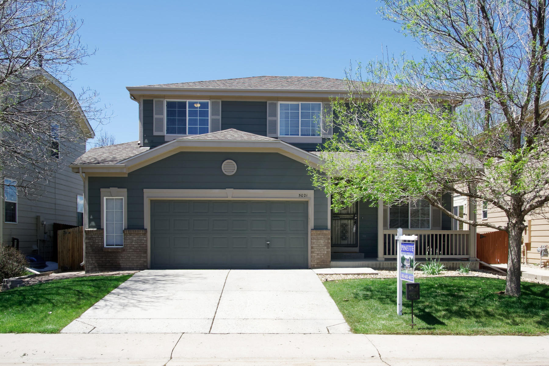 Pinery Glen 4 Bedroom 3 Bath Home - Parker, CO