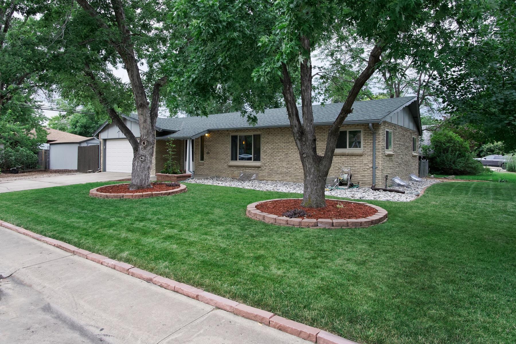 Move in Ready Brick Ranch Near Ralston Park – Arvada, CO