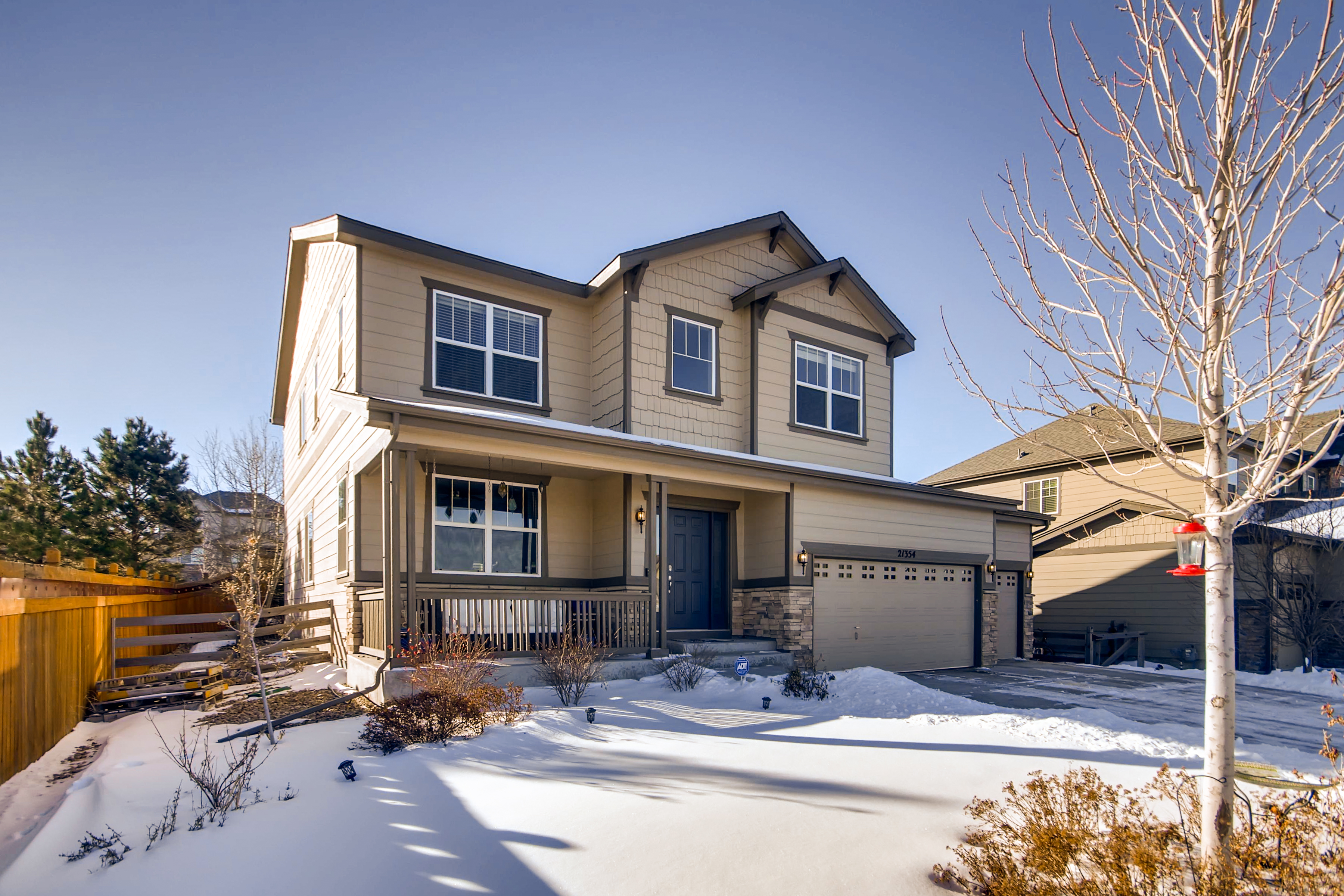 Gorgeous two-story home in the desirable Copperleaf community!
