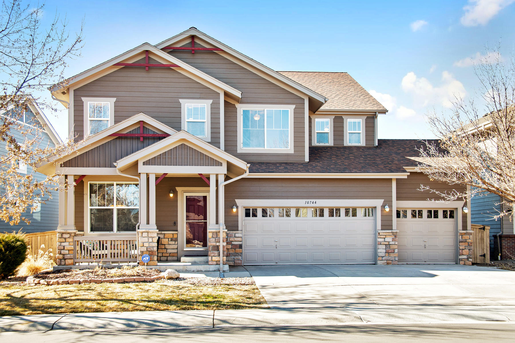 Wonderful Firelight Community within Highlands Ranch